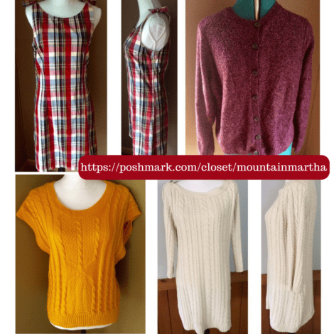Favorite Poshmark Purchases Bundle from @mountainmartha