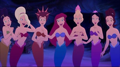 Ariels Sisters