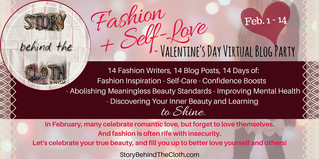 14 Days of Fashion Self Love Valentines Day Blog Party. Twitter