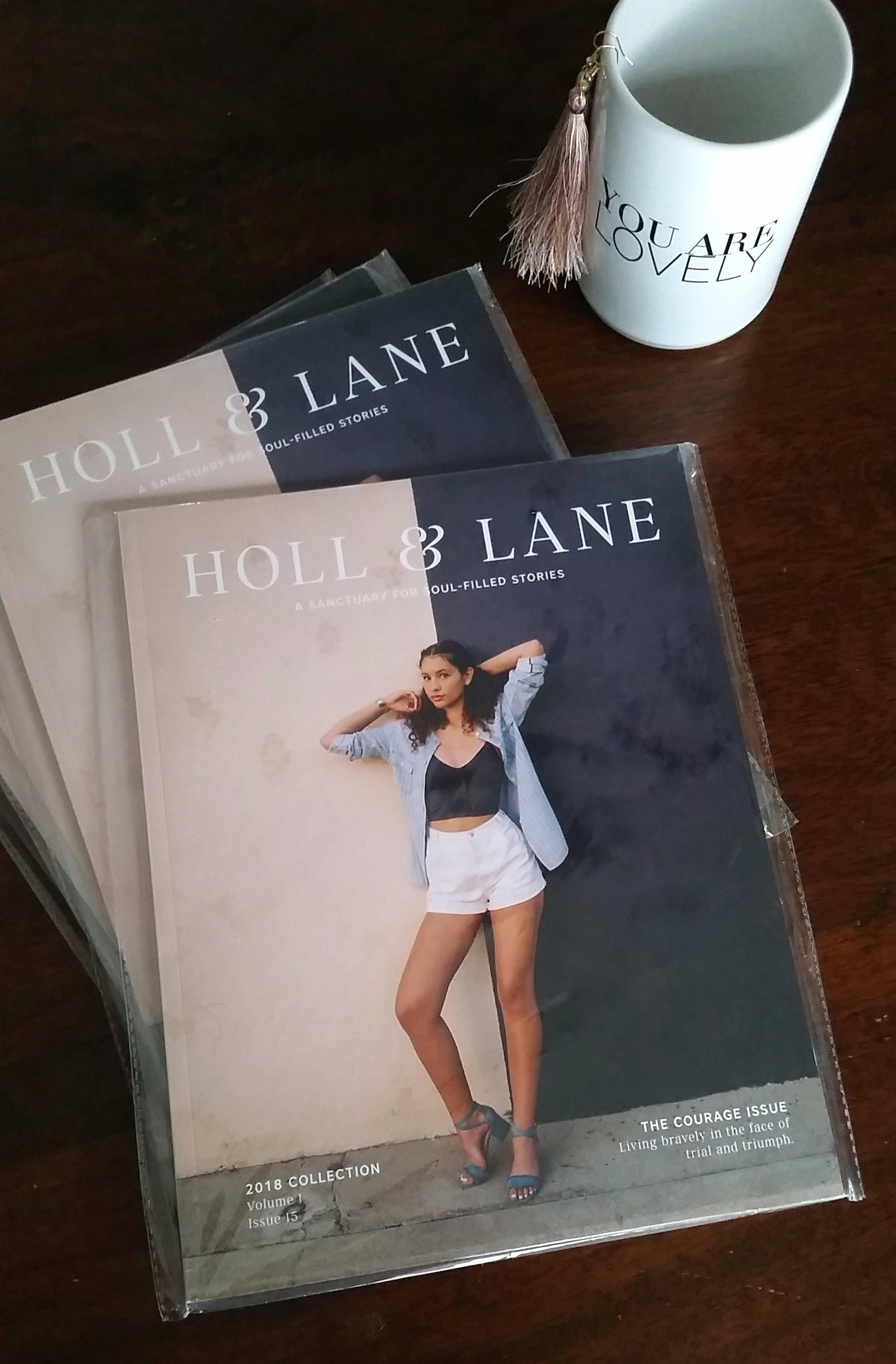 Fashion Self Love Valentines Party Giveaway Thavin Marcob Holl Lane Magazine Volume 1 Issue 15 Courage Stories 1