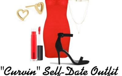 "Fashion + Self Love Party: Perks of Being Single & ""Self-Date"" Outfit Ideas"