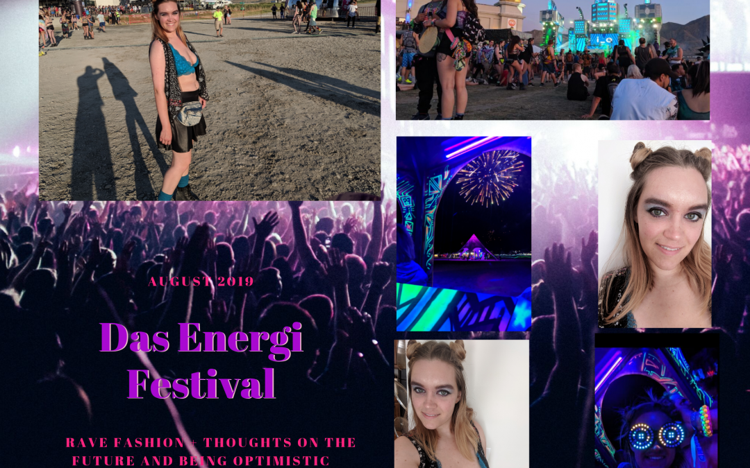 Das Energi 2019 – Festival Fashion Inspiration + Thoughts on the Future and Optimism