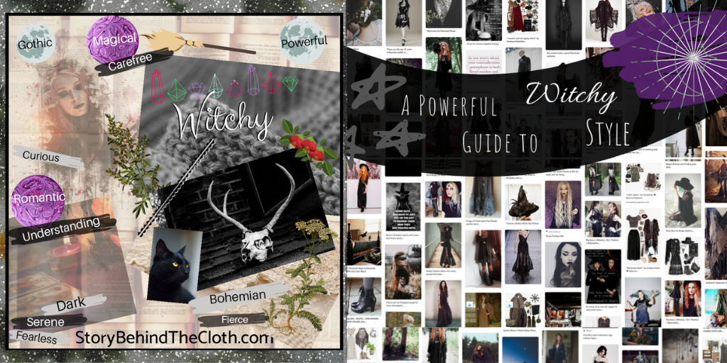 A Powerful Guide to Witchy Style Blog Post