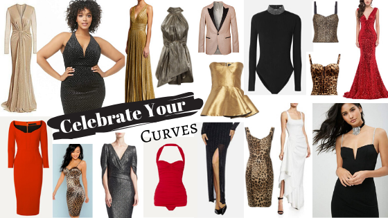 Glamorous Style Guide  Celebrate Your Curves