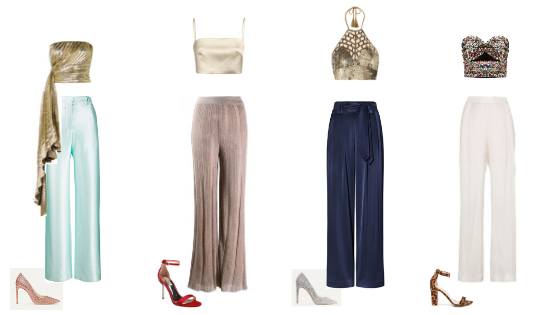 Glamorous Style Guide  Outfits that add Height How to dress to look tall