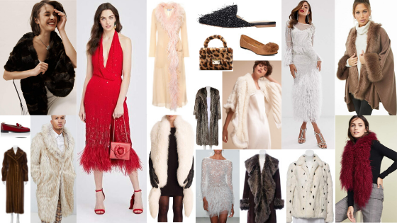 Glamorous Style Guide  Soft But Wild Furs