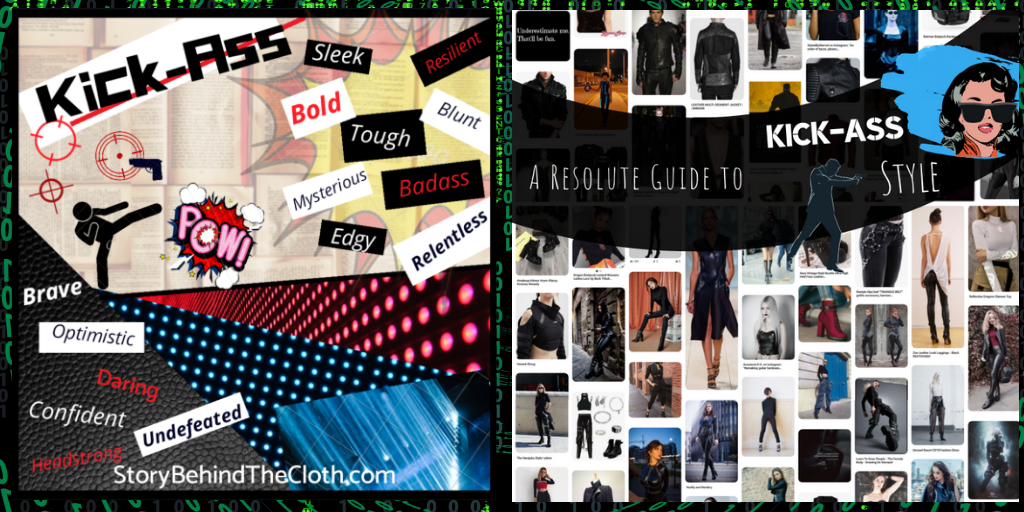 A Resolute Guide to Creating Your Kick Ass Style How to Create Badass Cyberpunk Outfits Story Behind The Cloth Style Guide Blog Post