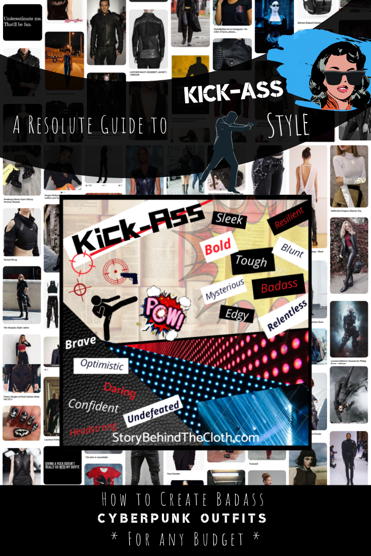 A Resolute Guide to Creating Your Kick Ass Style How to Create Badass Cyberpunk Outfits