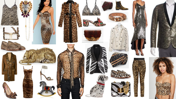 Glamorous Style Guide Animal Prints