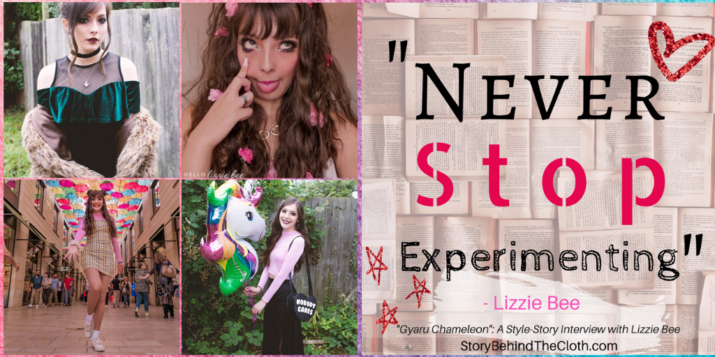 Gyaru Chameleon: A Style Story Interview with Lizzie Bee