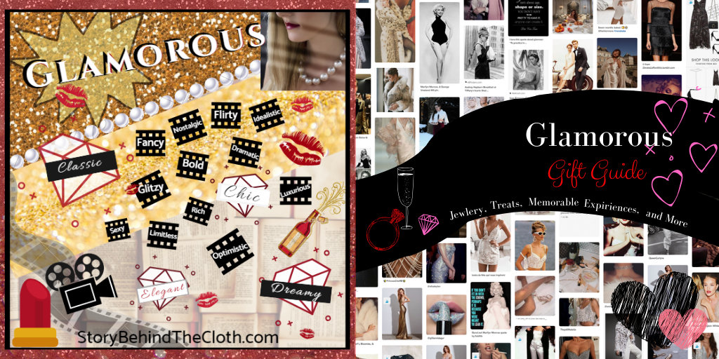 The Ultimate One Stop Shop for Glamorous Gift Ideas Blog Post