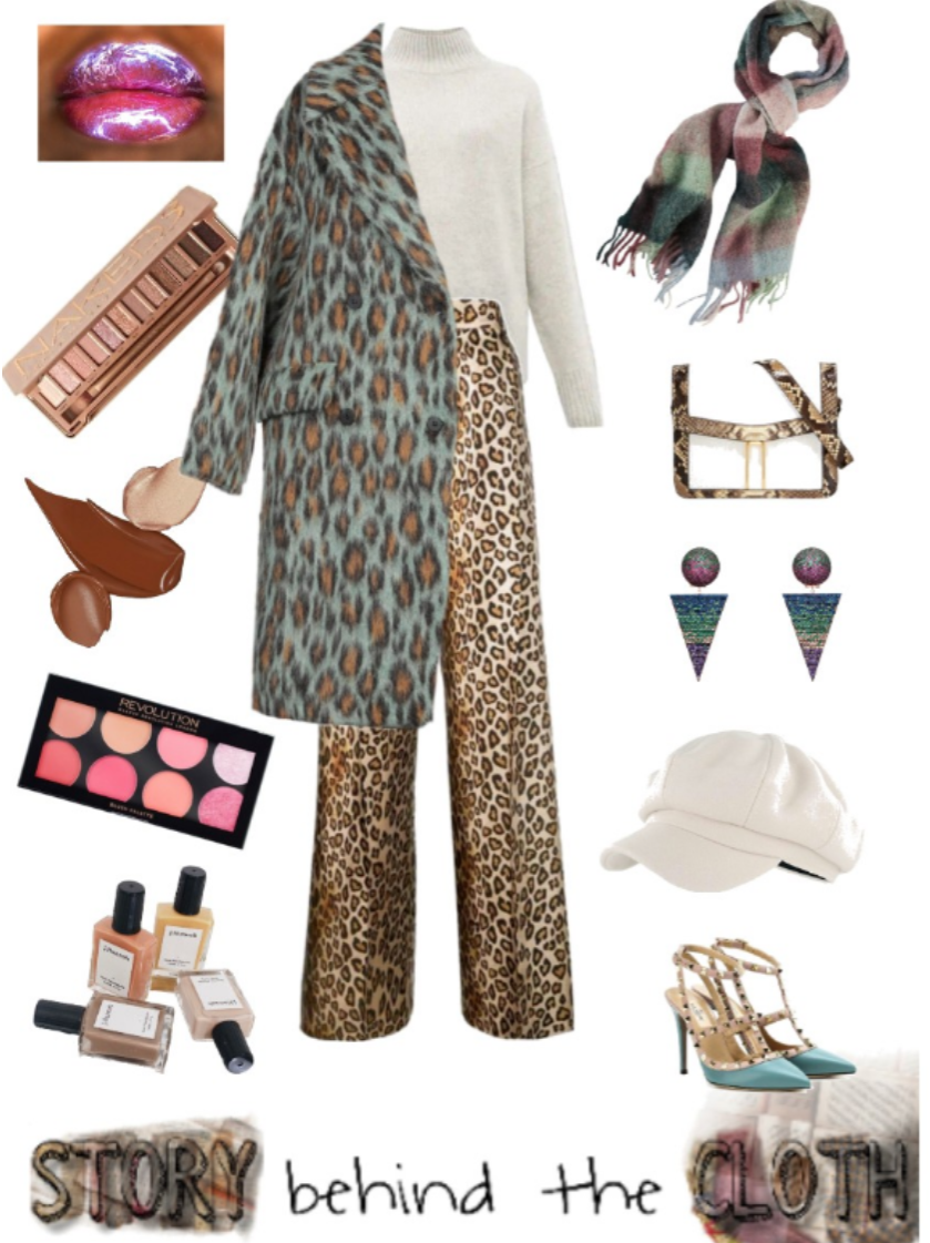 Combyne Polyvore Style Fashion Style Collage Shopaholic Spunky Chic Glamorous Outfit