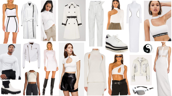 Kick Ass Style Guide Bold Technological Utopian White Colors