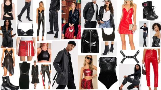 Kick Ass Style Guide Tenacious Leather Like Fabrics