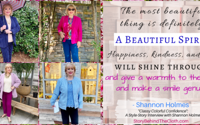 Classy Colorful Confidence: A Style Story Interview with Shannon Holmes | + Thoughts on Building Confidence, Alabama Culture, and The Beauty of Kindness
