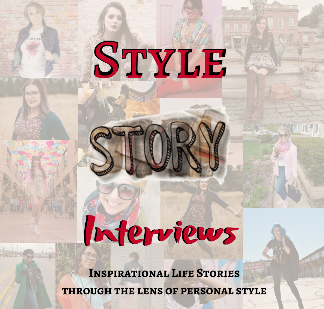 Style Story Interviews Blog Posts Inspirational Life Stories through the lens of personal style Story Behind The Cloth e1588050734259