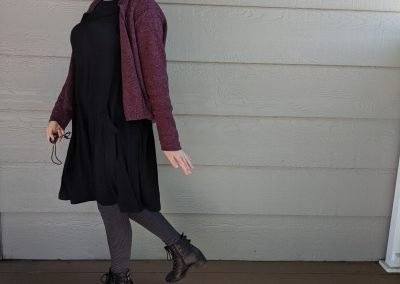 Accepting Weakness is Strength Alissa Ackerman Story Behind The Cloth fashion blog Dark Mori Kei Playful Witchy Gothic Outfit Queen of Darkness and Light Pure Bliss 13