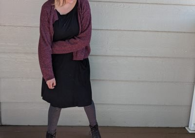 Accepting Weakness is Strength Alissa Ackerman Story Behind The Cloth fashion blog Dark Mori Kei Playful Witchy Gothic Outfit Queen of Darkness and Light Pure Bliss 9