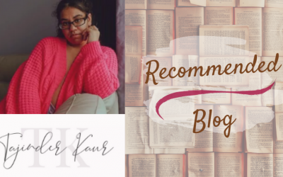Recommended Blog: 3 Ways To Challenge & Overcome Body Image Issues