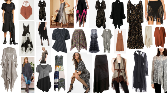Witchy Style Guide Dark and Dramatic Neutral Colors