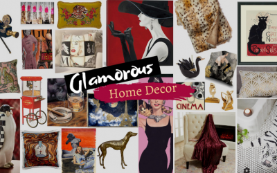 Glamorous Home Decor