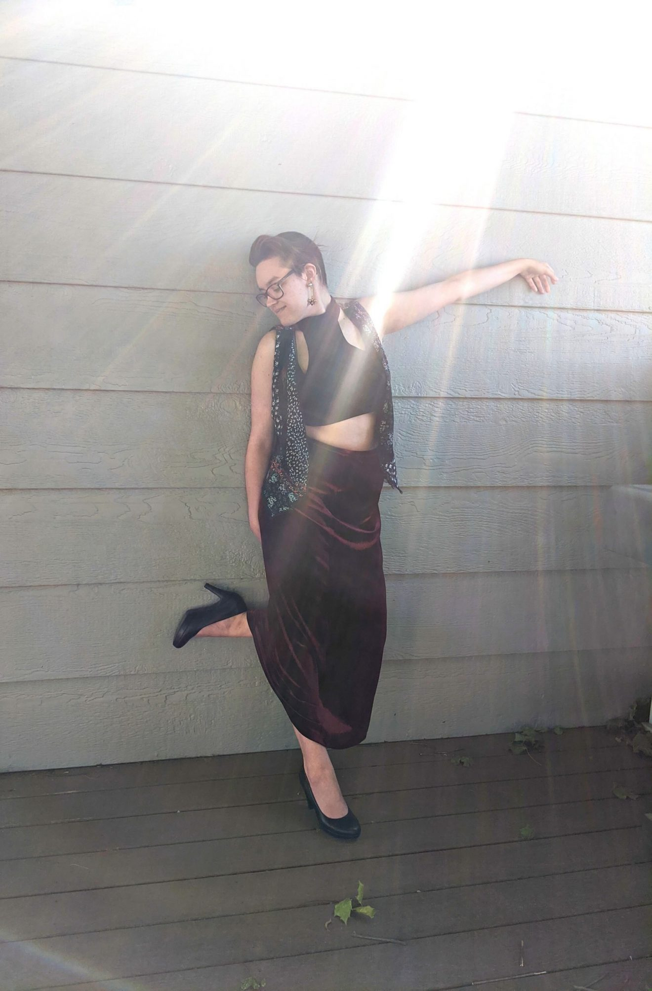 I Feared Waking Up Alissa Ackerman Story Behind The Cloth fashion blog vintage antique witchy bohemian outfit 26 scaled