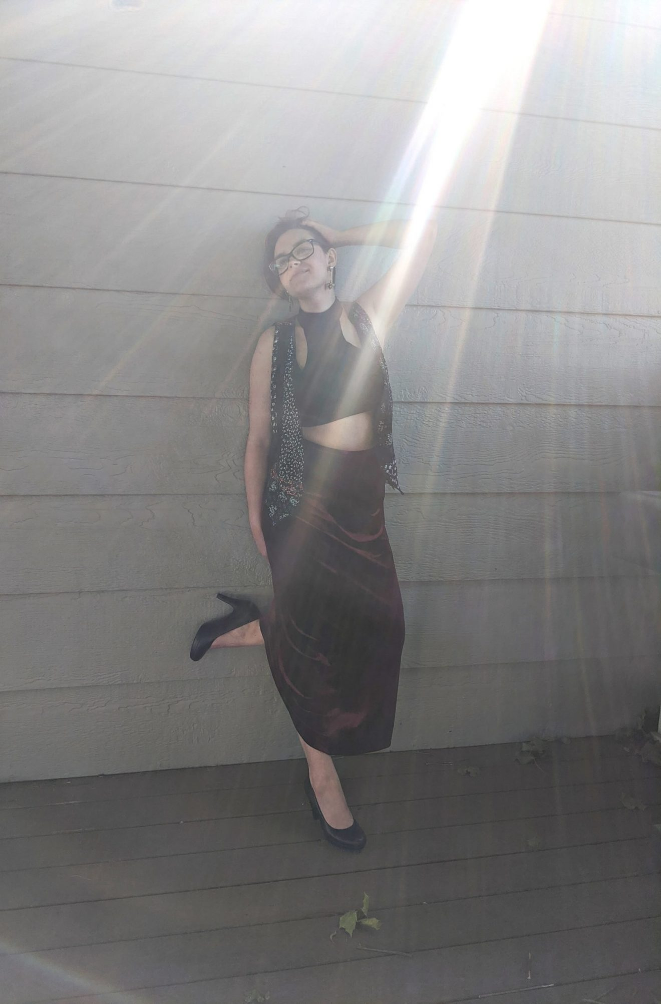 I Feared Waking Up Alissa Ackerman Story Behind The Cloth fashion blog vintage antique witchy bohemian outfit 34 scaled