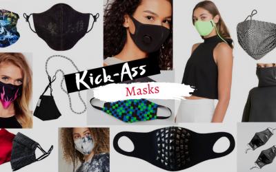 Kick-Ass Fashion Masks