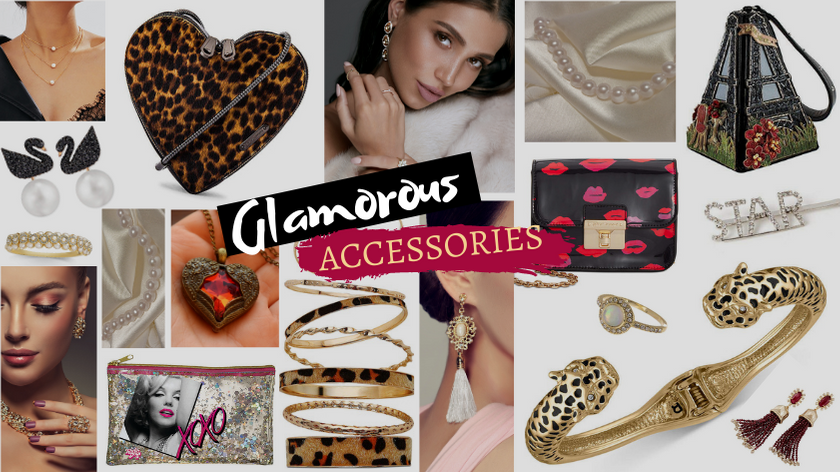 Quirky but Elegant Jewelry and Accessories for Glamorous Souls