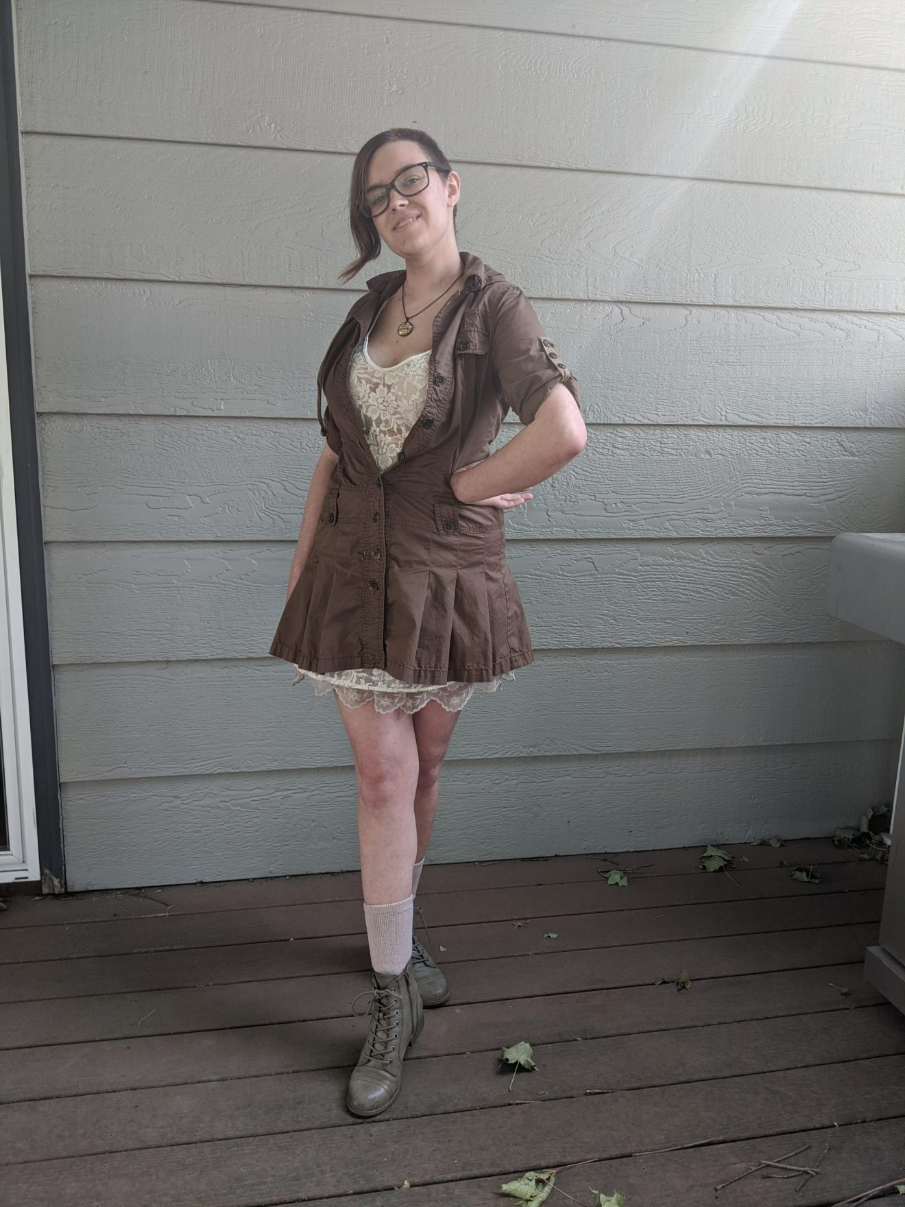 Trailblazing Alissa Ackerman Story Behind The Cloth fashion blog vintage antique adventurous outfit 10 scaled