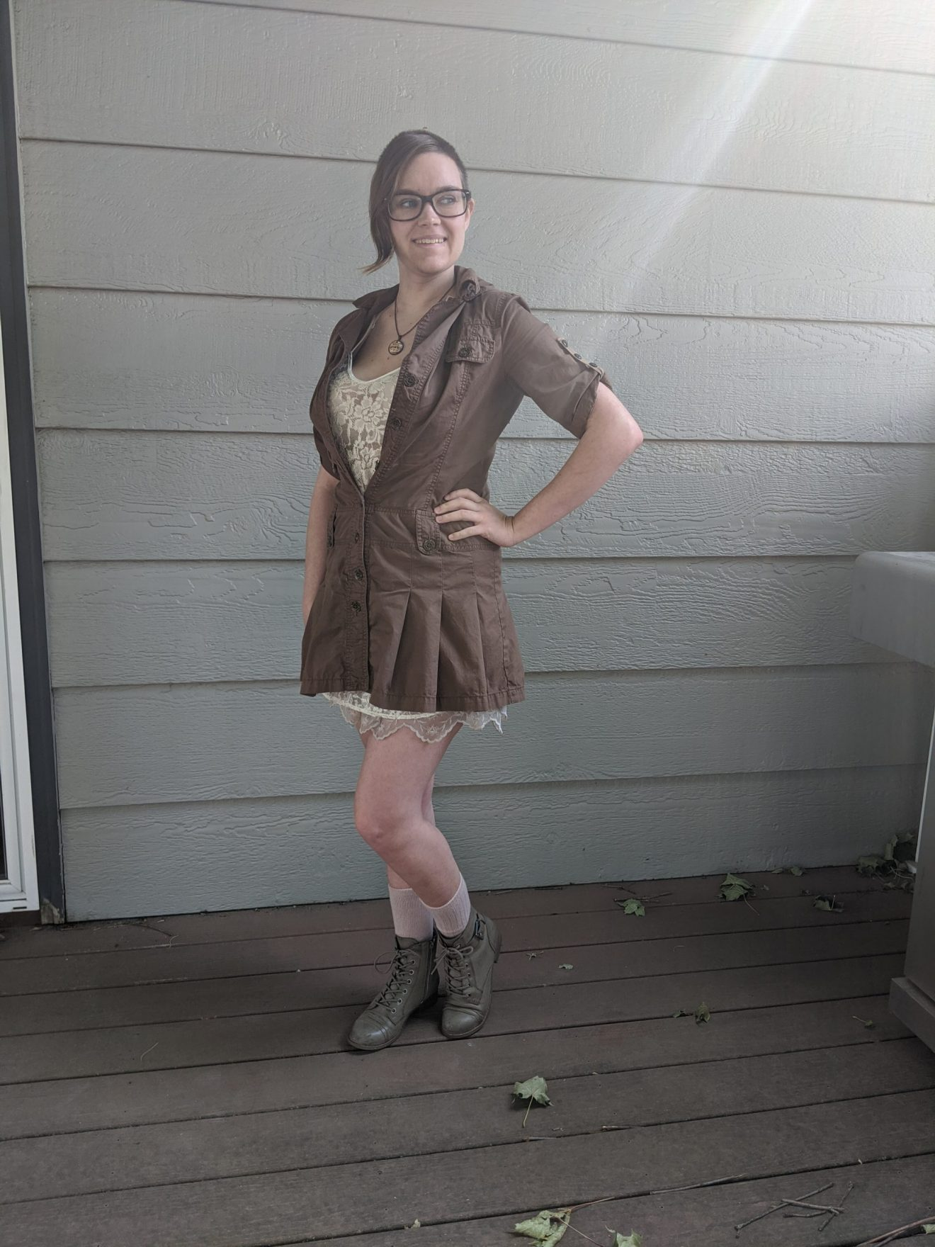 Trailblazing Alissa Ackerman Story Behind The Cloth fashion blog vintage antique adventurous outfit 11 scaled