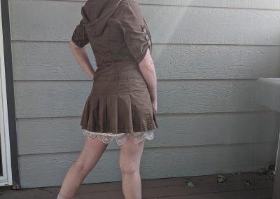 Trailblazing Alissa Ackerman Story Behind The Cloth fashion blog vintage antique adventurous outfit 12