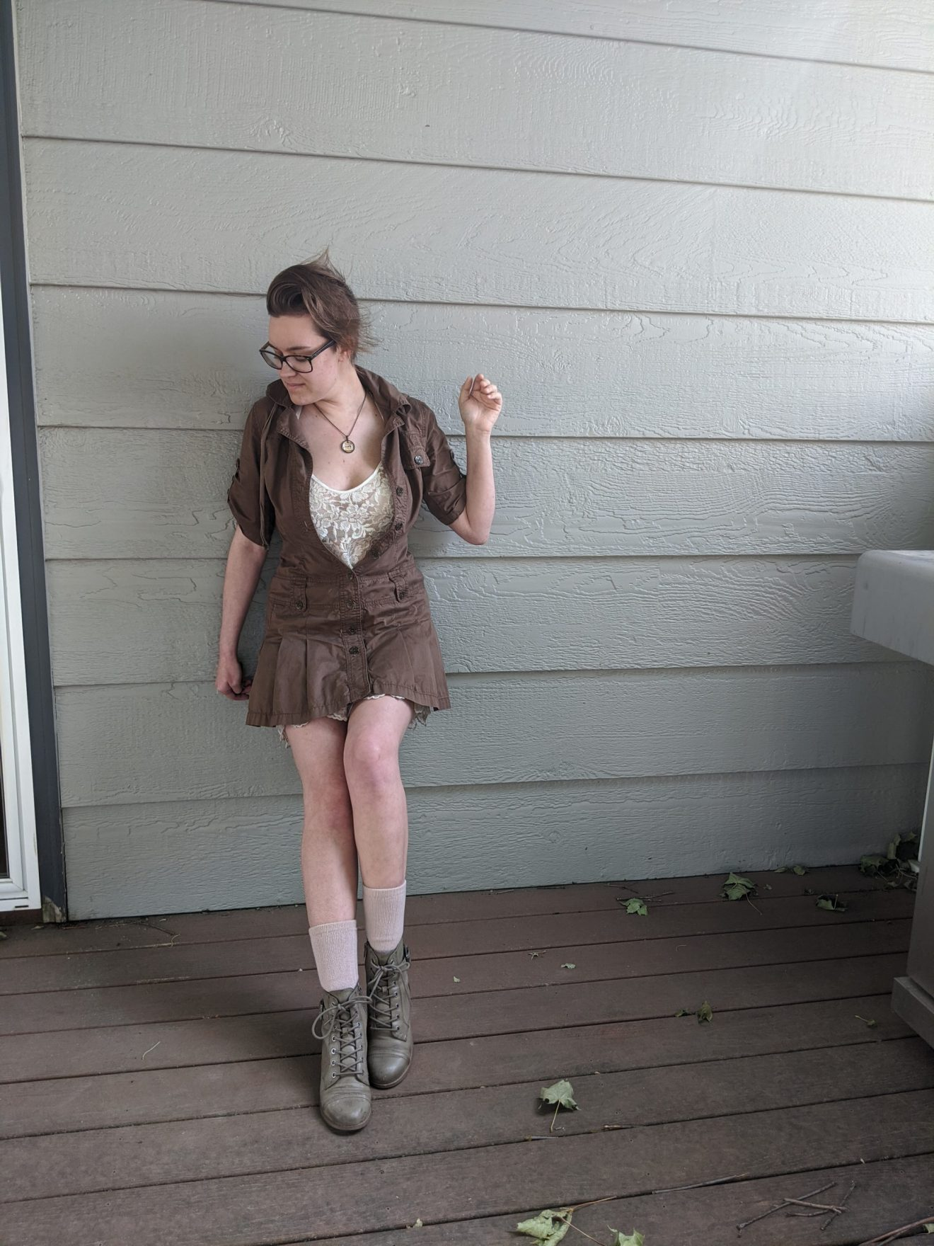 Trailblazing Alissa Ackerman Story Behind The Cloth fashion blog vintage antique adventurous outfit 15 scaled