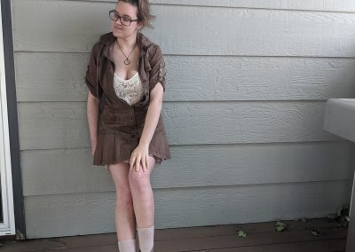 Trailblazing Alissa Ackerman Story Behind The Cloth fashion blog vintage antique adventurous outfit 20