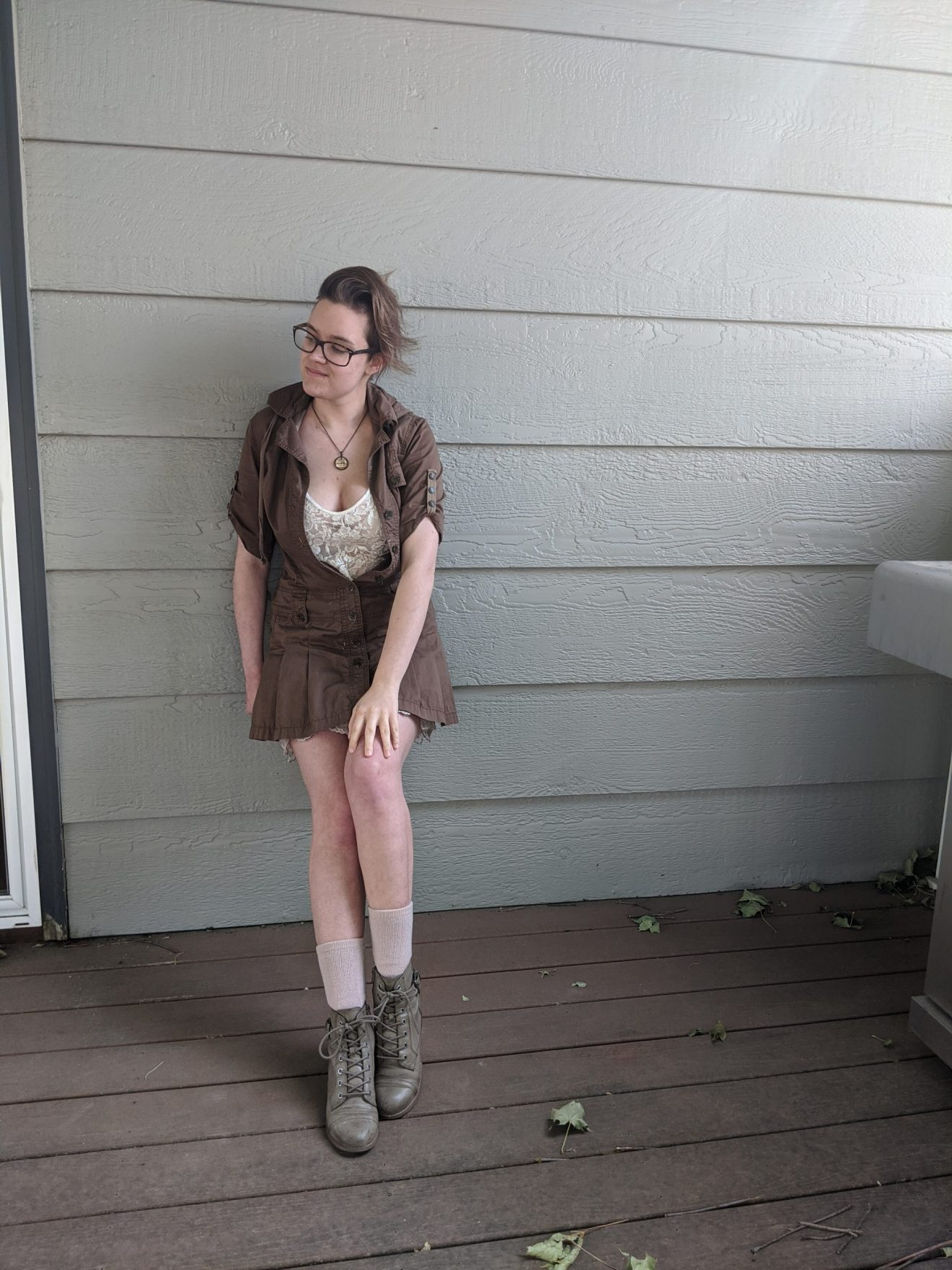 Trailblazing Alissa Ackerman Story Behind The Cloth fashion blog vintage antique adventurous outfit 20 scaled