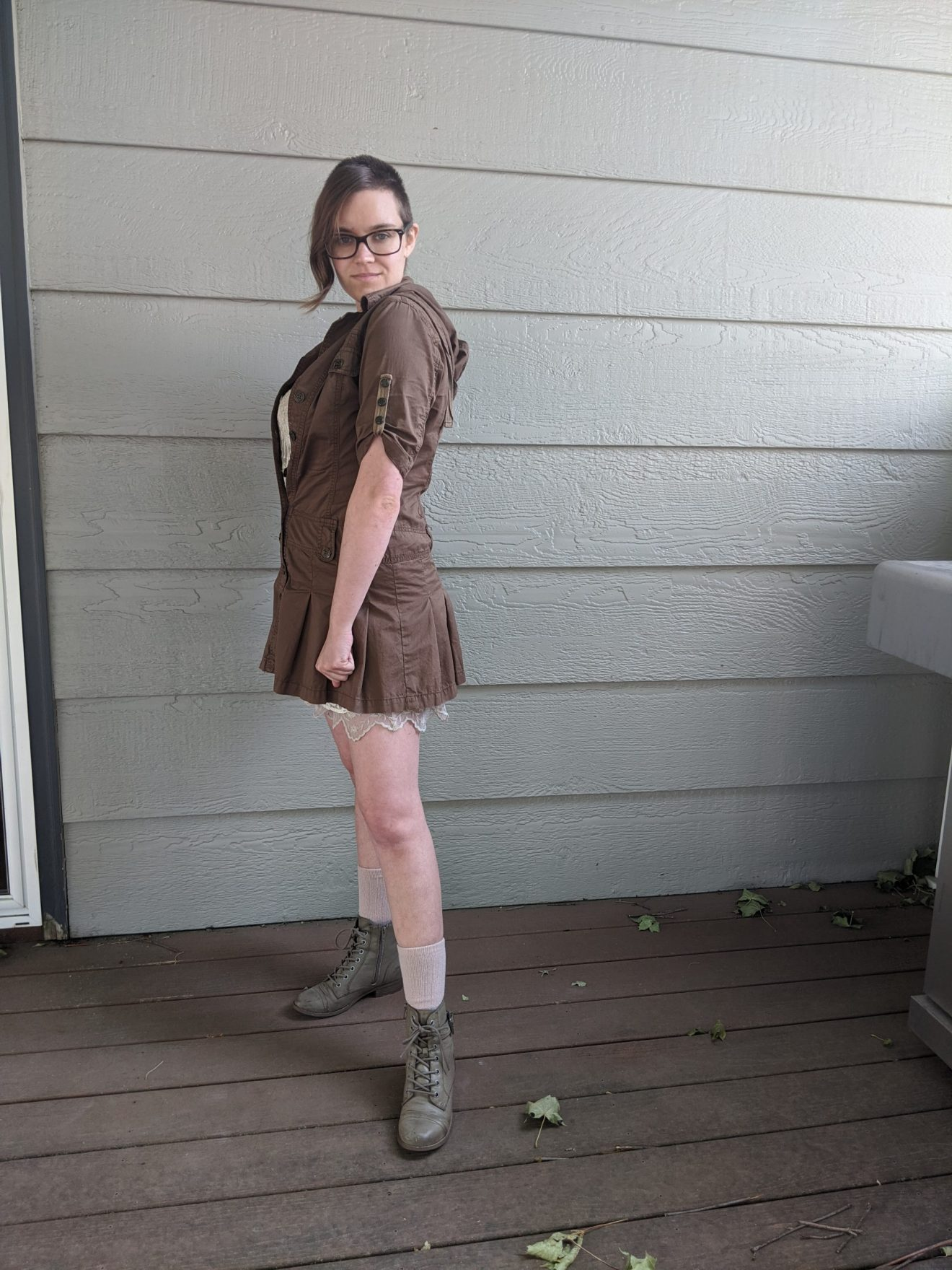 Trailblazing Alissa Ackerman Story Behind The Cloth fashion blog vintage antique adventurous outfit 21 scaled