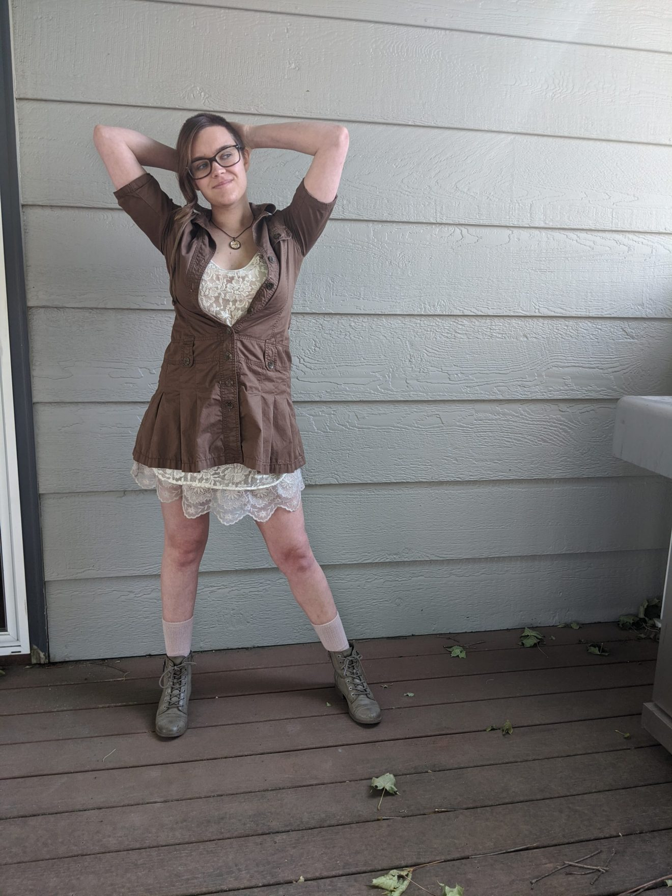 Trailblazing Alissa Ackerman Story Behind The Cloth fashion blog vintage antique adventurous outfit 22 scaled