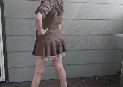 Trailblazing Alissa Ackerman Story Behind The Cloth fashion blog vintage antique adventurous outfit 24