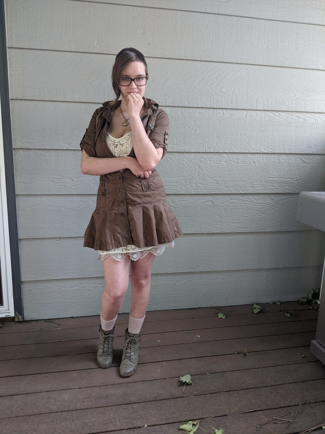 Trailblazing Alissa Ackerman Story Behind The Cloth fashion blog vintage antique adventurous outfit 27 scaled