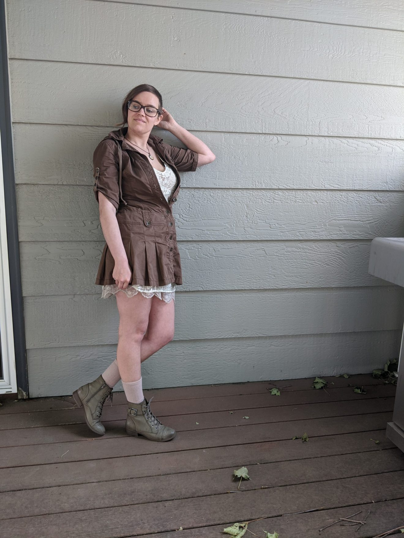 Trailblazing Alissa Ackerman Story Behind The Cloth fashion blog vintage antique adventurous outfit 28 scaled