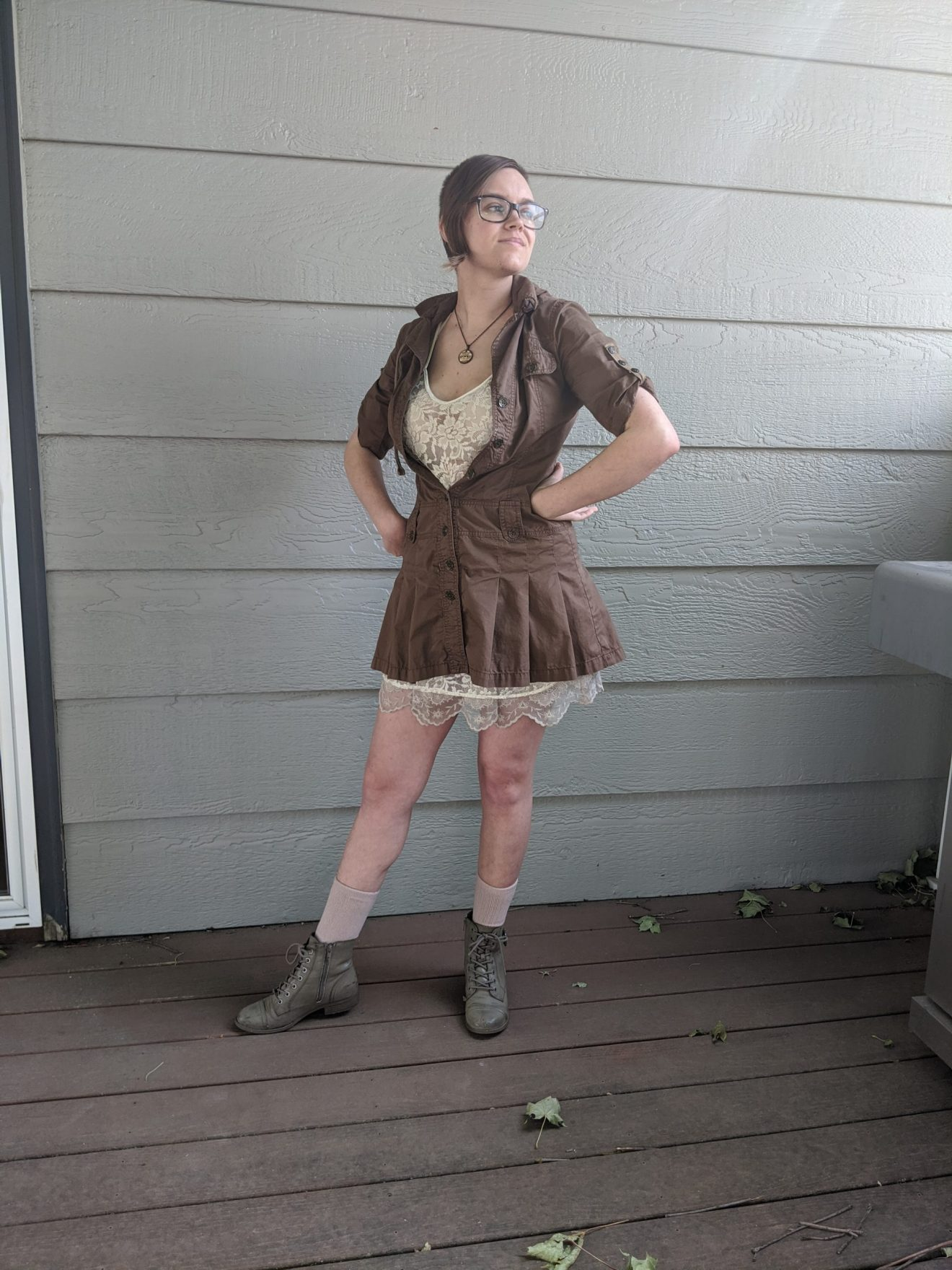 Trailblazing Alissa Ackerman Story Behind The Cloth fashion blog vintage antique adventurous outfit 30 scaled