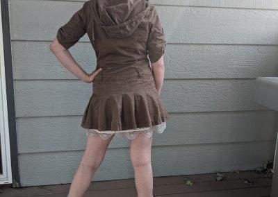 Trailblazing Alissa Ackerman Story Behind The Cloth fashion blog vintage antique adventurous outfit 31