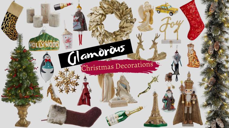 Glamorous Christmas Decor