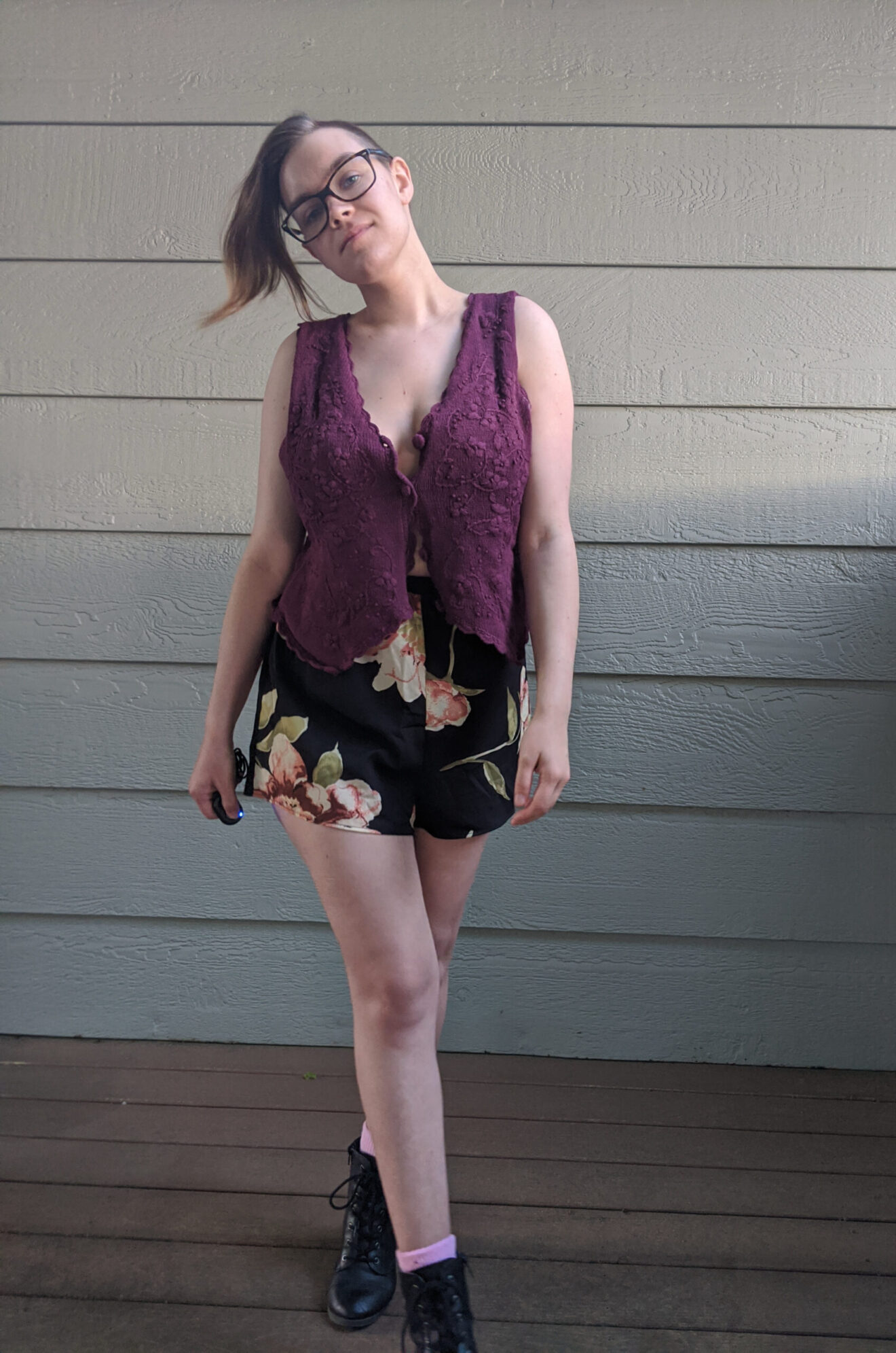 It Isnt Love If Its Selfish Alissa Ackerman Story Behind The Cloth fashion blog post Summer Mori Kei gothic bohemian witchy romantic outfit Heartbreak breakup depression love loss 1 scaled