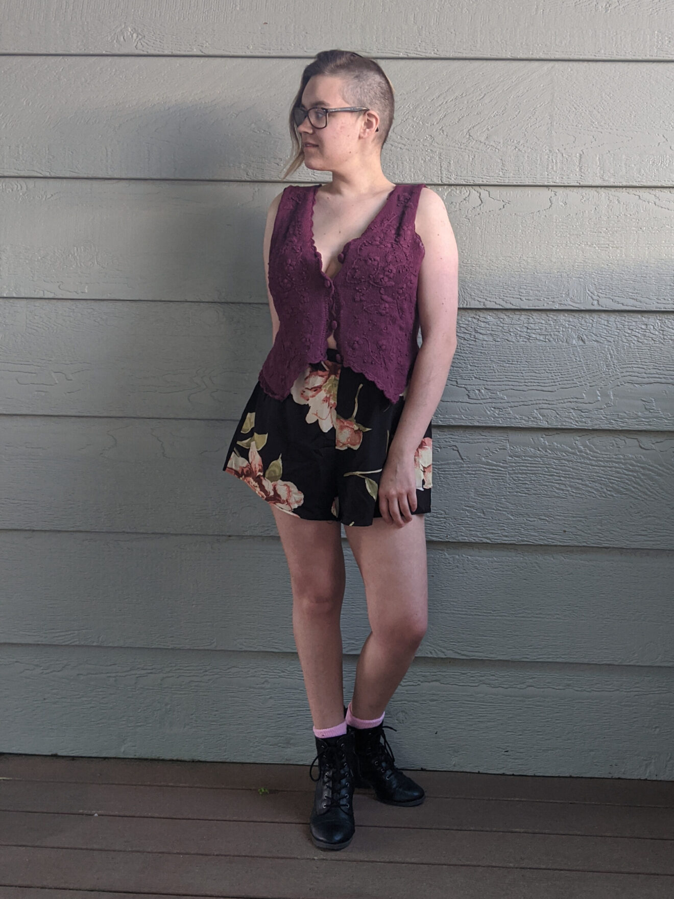 It Isnt Love If Its Selfish Alissa Ackerman Story Behind The Cloth fashion blog post Summer Mori Kei gothic bohemian witchy romantic outfit Heartbreak breakup depression love loss 18 scaled