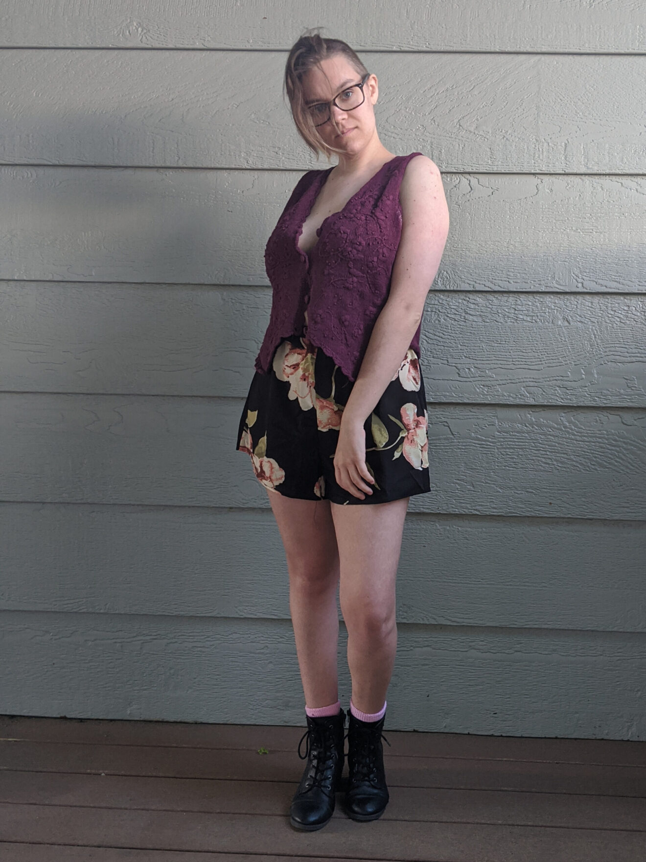 It Isnt Love If Its Selfish Alissa Ackerman Story Behind The Cloth fashion blog post Summer Mori Kei gothic bohemian witchy romantic outfit Heartbreak breakup depression love loss 4 scaled