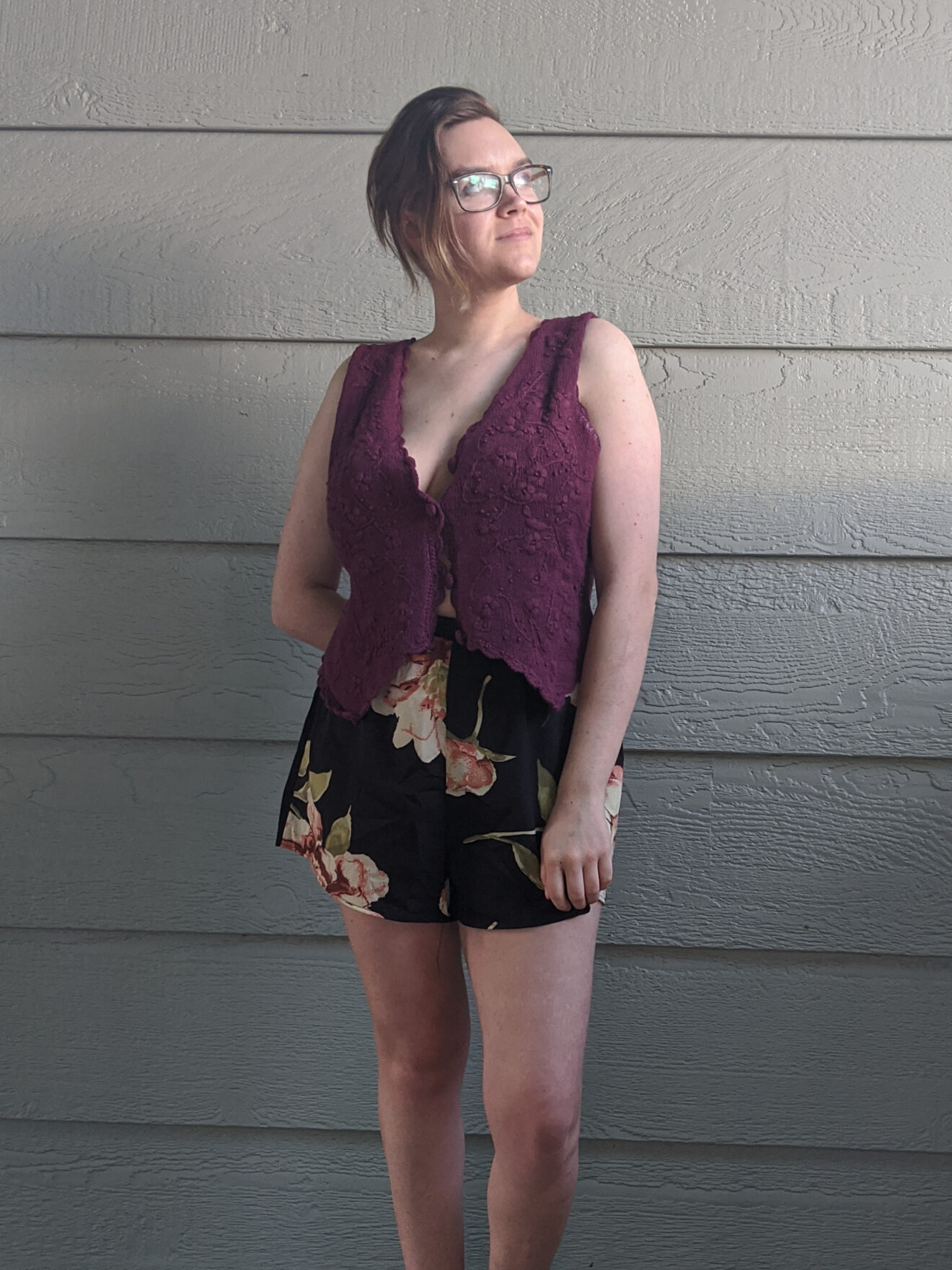 It Isnt Love If Its Selfish Alissa Ackerman Story Behind The Cloth fashion blog post Summer Mori Kei gothic bohemian witchy romantic outfit Heartbreak breakup depression love loss 6