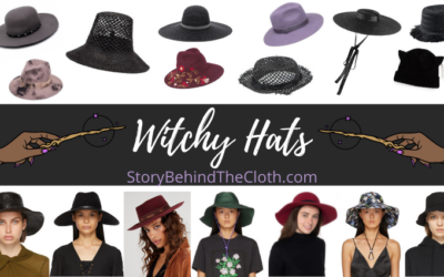Witchy Hats for Halloween and Beyond